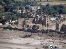 10331 - Tempel Medinet Haboe vanaf Qurn heuvel - Deir el-Medina