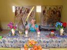 7881 - Sandra poseert als rijke dame Pharaonic Village - Cairo