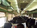 9313 - Interieur eersteklas trein - Cairo-Luxor