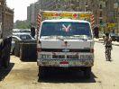 8451 - Vrachtauto met NL nummerborden - Cairo