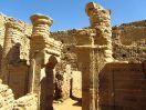 6189 - Ghaweita tempel en fort - Kharga