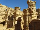 6192 - Ghaweita tempel en fort - Kharga
